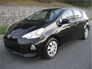 2013 TOYOTA PRIUS c HATCHBACK (ULTRA-ÉCONOMIQUE, AIR, FULL!!!)