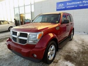 2007 Dodge Nitro SXT/4X4/POWER OPTIONS/AC