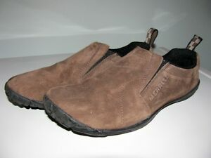 *NEUF*NEW* Merrell souliers en cuir - suede shoes