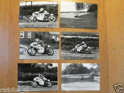 O203D-BOET VAN DULMEN ROADRACE PHOTO'S 1974-1979 YAMAHA RAALTE,HENGELO,ASSEN,