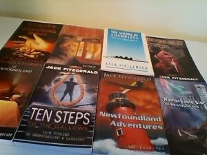JACK FITZGERALD BOOKS WANTED