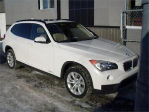 2014 BMW X1 xDrive28i 4 cyl ECONO + GARANTIE 3 ANS incluse