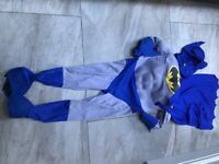 Batman dressing up outfit 6-7 year olds