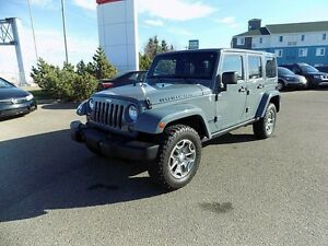 2014 Jeep Wrangler Unlimited Rubicon 4dr 4x4