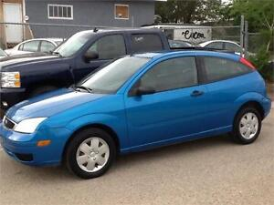 2007 Ford Focus 135km $3200 MIDCITY 1831 SASK AVE