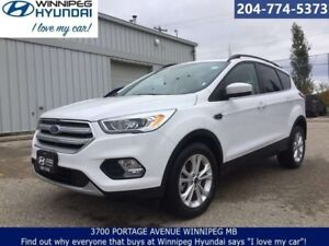 2018 Ford Escape SEL Leather Heated Seats