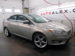 2015 Ford Focus Titanium NAVIGATION CUIR TOIT CAMERA