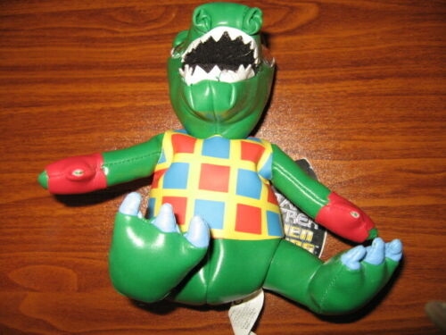 Star Trek Alien Beanbags Gorn/#06802 of 50,000 by the Ideafactory Free Shipping