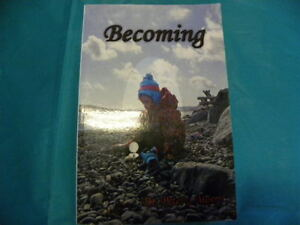 $10 firm. NL books. Dr. Peter Morry, Becoming