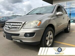 2007 Mercedes Benz ML320 CDI