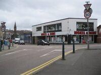 Shop Premises for sale Oban