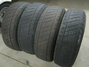 SET OF 4 225/70R16.$60 FOR ALL 4.