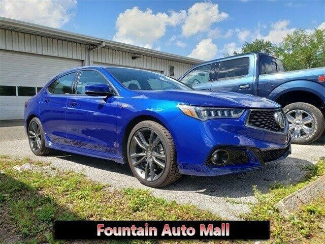 Image 3 Voiture American used Acura TLX 2020