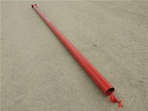 "Farm King F1220 Utility Auger - 6"" x 21' pencil auger, motor mou"