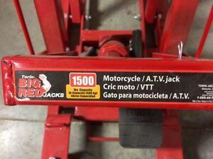 Mortorcycleatv  jack for sale