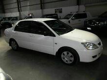 2004 Mitsubishi Lancer CH ES White 4 Speed Automatic Sedan Molendinar Gold Coast City Preview