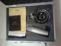 Samson C01U USB Microphone, Shockmount, Stand and Case Included