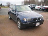 2005 BMW X3 2.5i $6999!!!