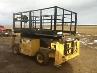 1998 Grove 4X4  Manlift