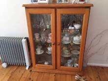 China cabinet for urgent sale North Narrabeen Pittwater Area Preview