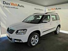 SKODA Yeti Outdoor 2.0 TDI CR 140 CV DSG 4x4 Ambition