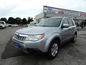 2013 Subaru Forester X Touring BLUETOOTH CERTIFIED E-TESTED