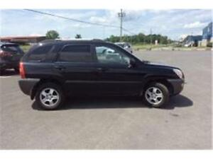 2006 KIA SPORTAGE AUTOMATIQUE CLIMATISEE 4 CYLINDRES PROPRE