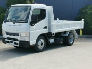 2020 Fuso Canter White Tipper Rocklea Brisbane South West Preview