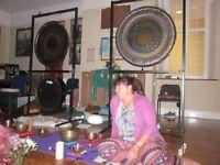 Gong Bath Meditation North Finchley 12th September at Arts Depot
