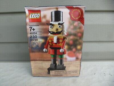 LEGO 40254 Nutcracker 2017 Christmas Limited Edition New in Damaged Box