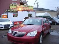 2007 CHRYSLER SEBRING AUTO LOADED 111KMS-100% APPROVED FINANCING