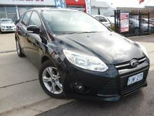 2013 Ford Focus LW MK2 Trend Black 6 Speed Automatic Hatchback Belconnen Belconnen Area Preview