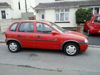 Corsa Hatchback Special Edition Breeze
