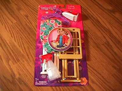"""NEW MY LIFE 18"""" DOLL AMERICAN GIRL ETC. IRONING DAY PLAY SET IRON BOARD RACK"""