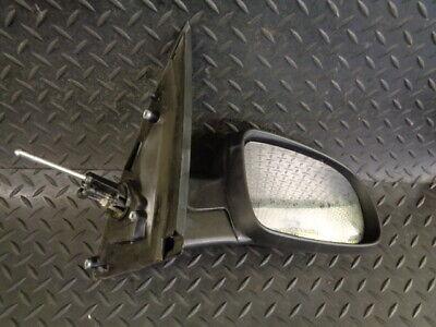 Corsa c 00-06 drivers side electric primed wing door mirror new sxi design vie