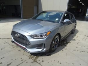 2019 Hyundai Veloster TURBO 7SPD DCT Sunroof, Bluetooth, Heated