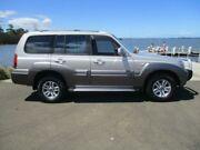 2005 Hyundai Terracan CRDi Silver 4 Speed Automatic Wagon Dapto Wollongong Area Preview