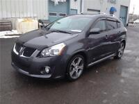 **PONTIAC VIBE 2009**GT 74,540 KM**A/C,MAGS,CRUISE TOIT OUVRANT,