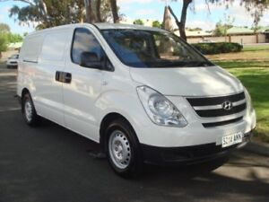 2011 Hyundai iLOAD TQ-V MY11 White 5 Speed Manual Van Broadview Port Adelaide Area Preview