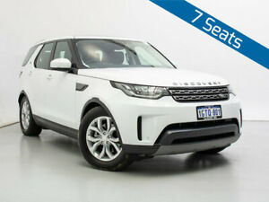 2019 Land Rover Discovery L462 MY19 SD4 SE (177kW) White 8 Speed Automatic Wagon Jandakot Cockburn Area Preview