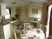 CENTRE LOUNGE STATIC CARAVAN FOR SALE NR SCARBOROUGH - LOW DEPOSIT! 6 BERTH, FEES INCLUDED!!