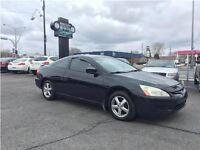 Honda Accord Cpe EXL-COUPE-SPORT-CUIR 2003