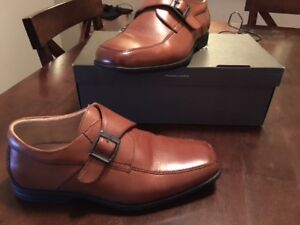 Youth Dress Shoes - Florsheim Brown Leather Size: 5
