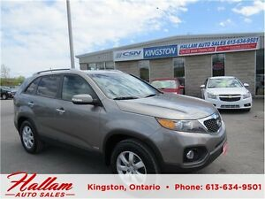 2011 Kia Sorento LX, All Wheel Drive, Bluetooth, Heated Seats