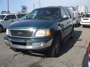 """Ford Expedition 119"""" WB 4WD 1998"""
