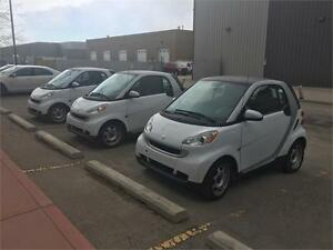 2012 smart for two three to choose from on sale