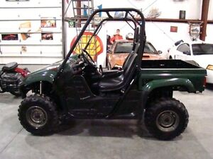 Looking to buy a used side x side UTV