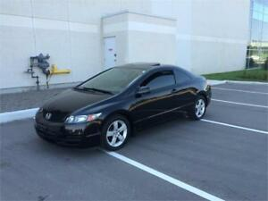2009 Honda Civic Coupe LX,5 Speed,One Owner/Low Km,Certified