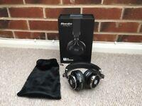 Bluedio T3 (Turbine 3rd) Extra Bass Wireless Bluetooth 4.1 Stereo Headphones (Black)