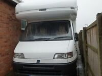 1999 LUNAR ROADSTAR 620 MOTORHOME 4 BERTH 2.8JTD SUPERB CONDITION